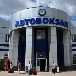 Автовокзалы Мокроусово