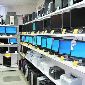 Компьютерные магазины Мокроусово