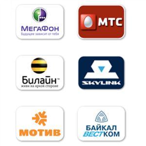 Операторы сотовой связи Мокроусово