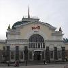 Железнодорожные вокзалы в Мокроусово