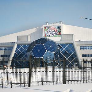 Спортивные комплексы Мокроусово